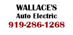 Wallace's Auto Electric